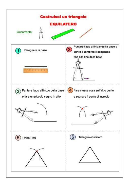 Geometria Geomcostruisci Un Triangolo Equilaterojpg